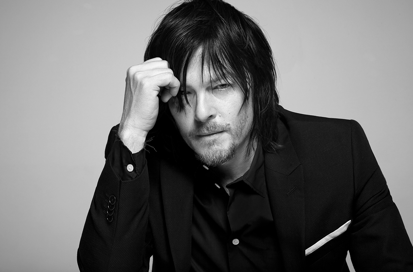 Veremos mucho a Daryl en 'The Walking Dead'