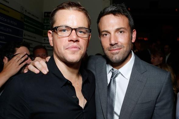 'Incorporated', la nueva serie de Ben Affleck y Matt Damon