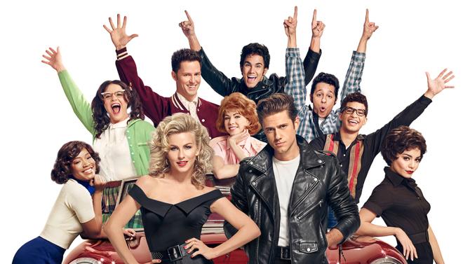 Veremos dos cameos en la serie 'Grease Live!'