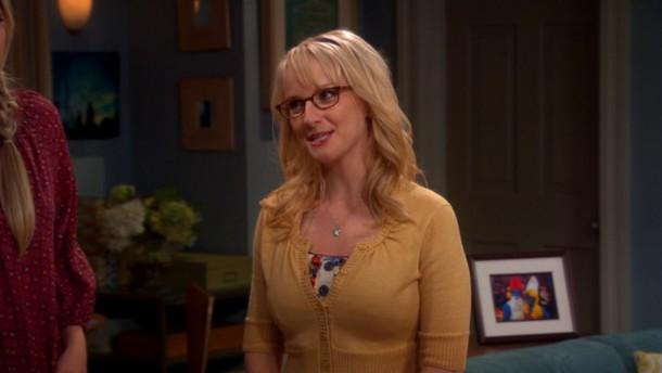 'The Big Bang Theory': reacciones a la noticia de Bernadette