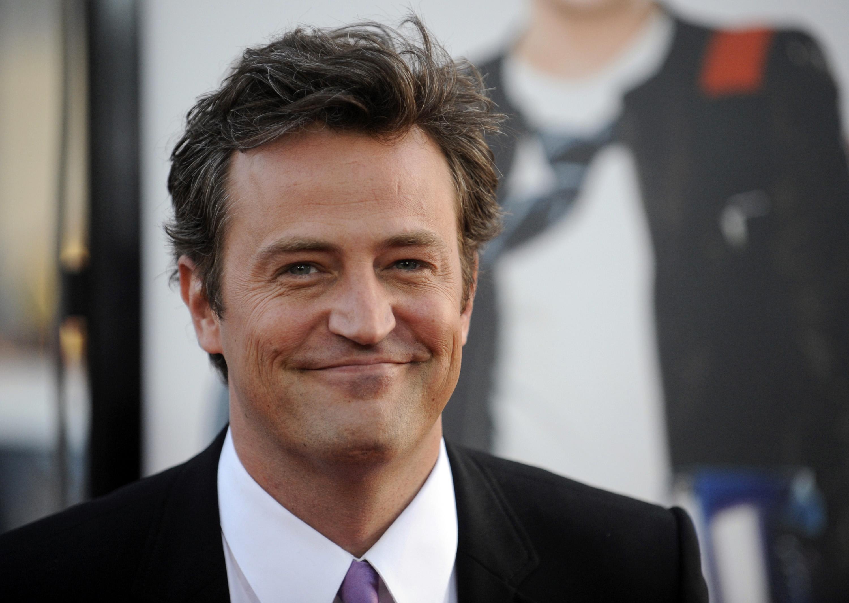 Matthew Perry: Habrá otra reunión de 'Friends'