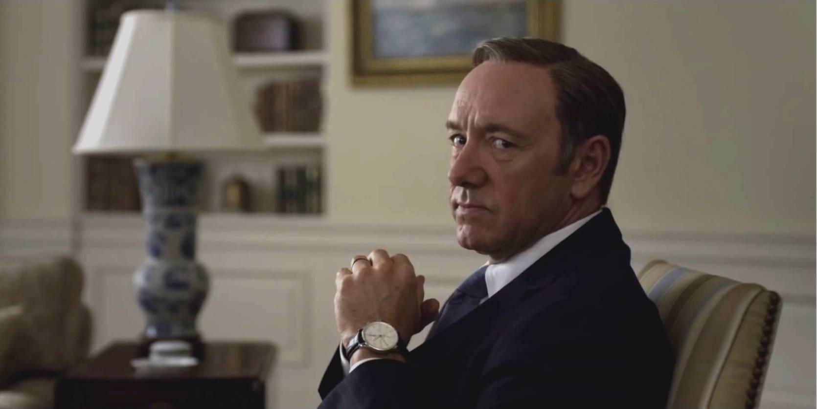 NUeva promo de la 4ª temporada de 'House of Cards'