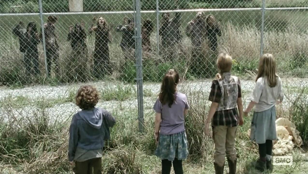 En 'The Walking Dead' ya no se andan con rodeos