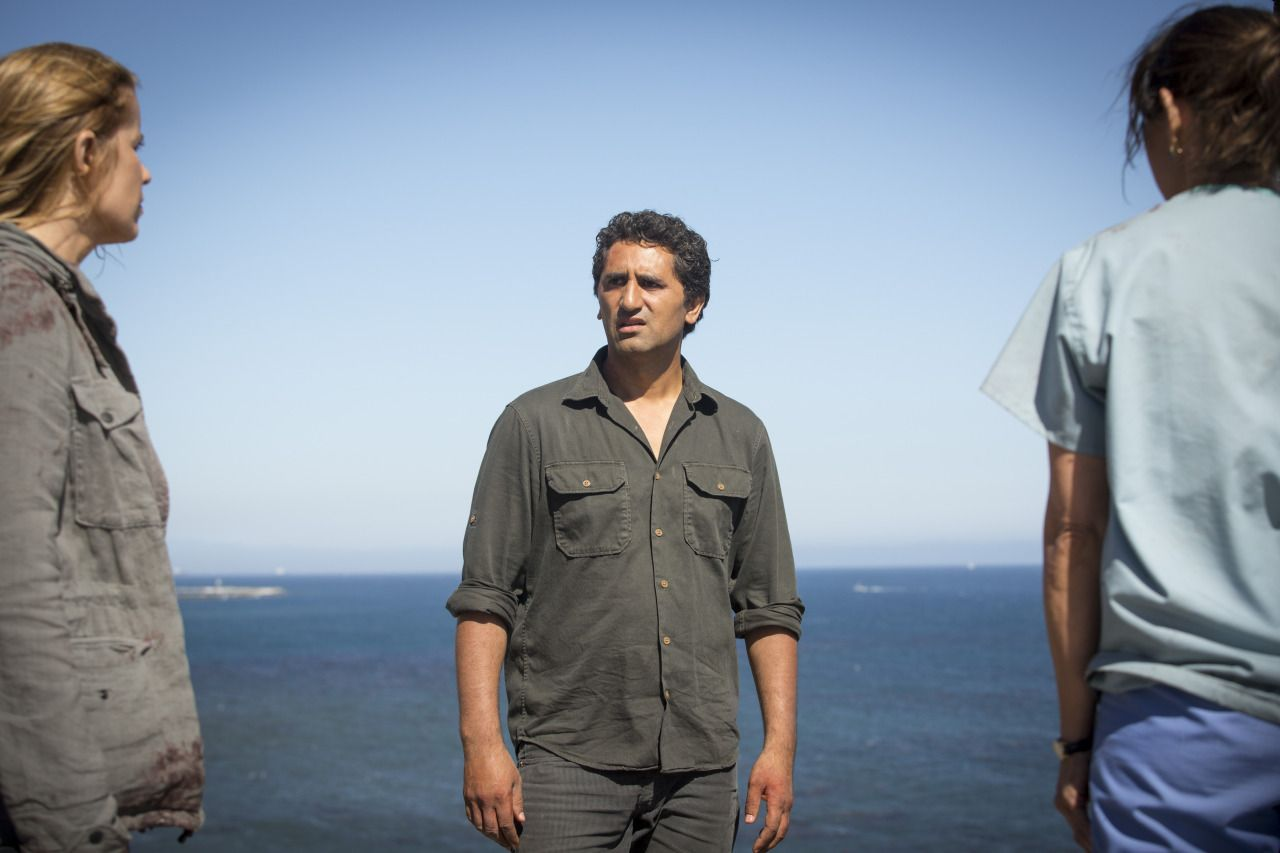 'Fear The Walking Dead': habrá problemas serios en el mar