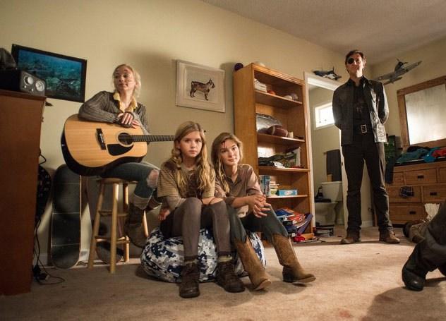 'The Walking Dead': otra triste despedida
