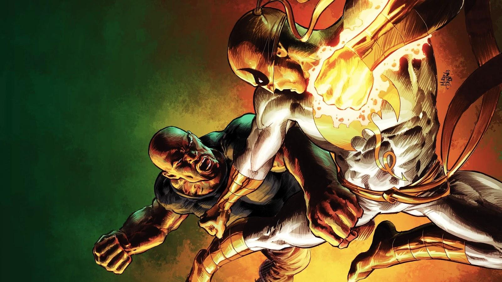 'Iron Fist': quizás veamos al superhéroe primero en 'Luke Cage'