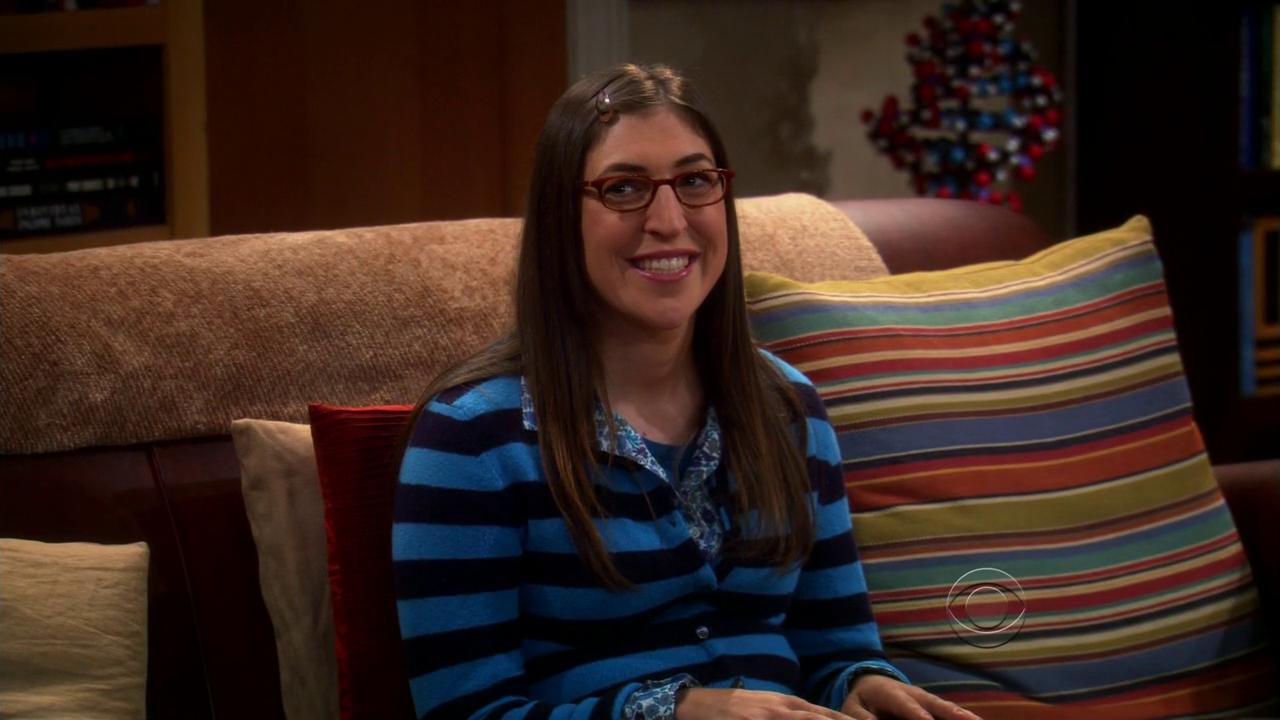 'The Big Bang Theory': ¿Habéis notado algo raro en Amy?