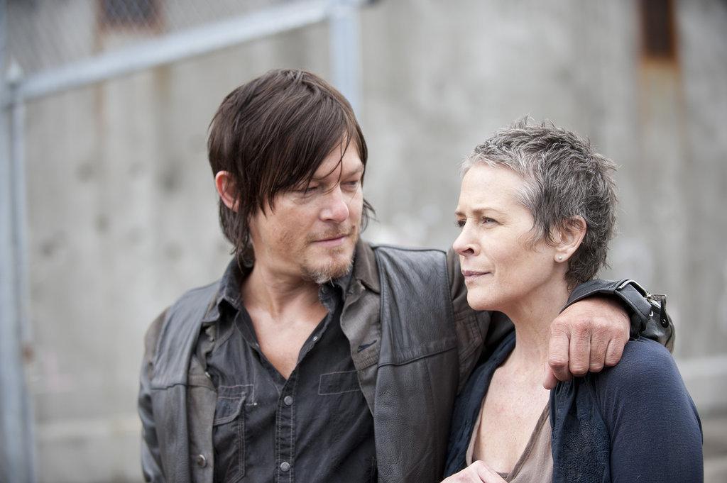 'The Walking Dead': Carol y Daryl volverán a acercarse