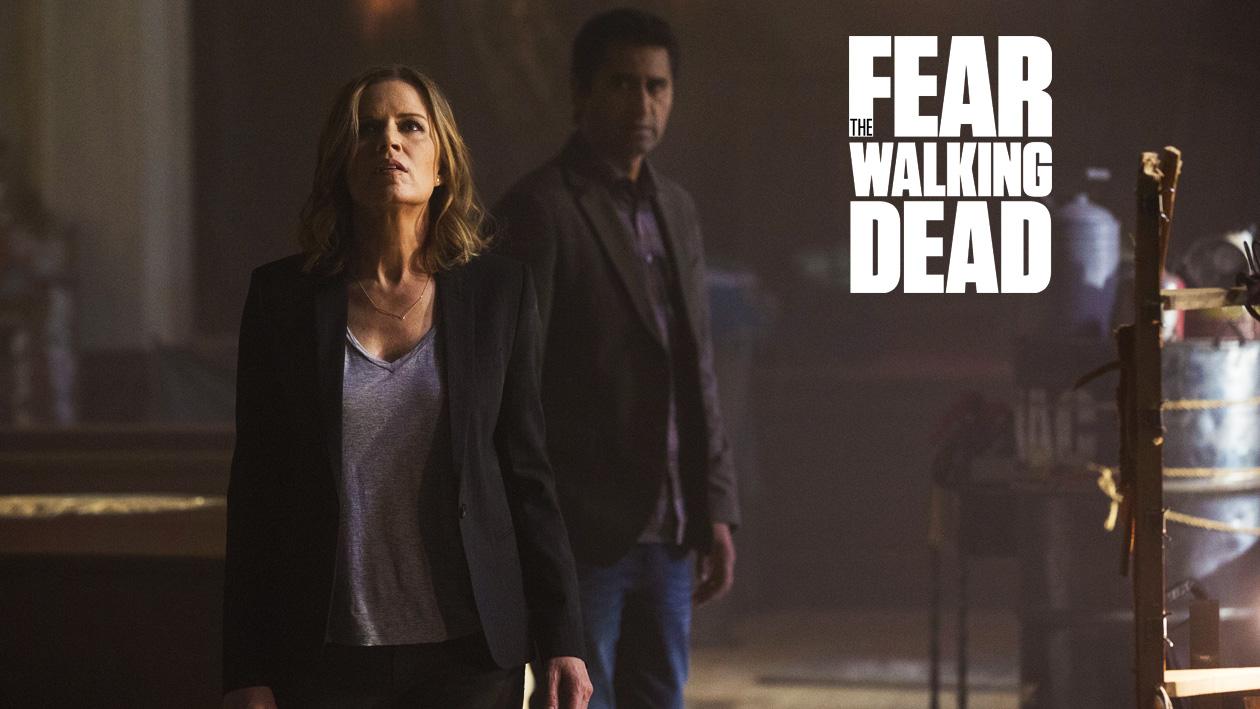 ¿Y si 'Fear The Walking Dead' produjera una nueva serie?