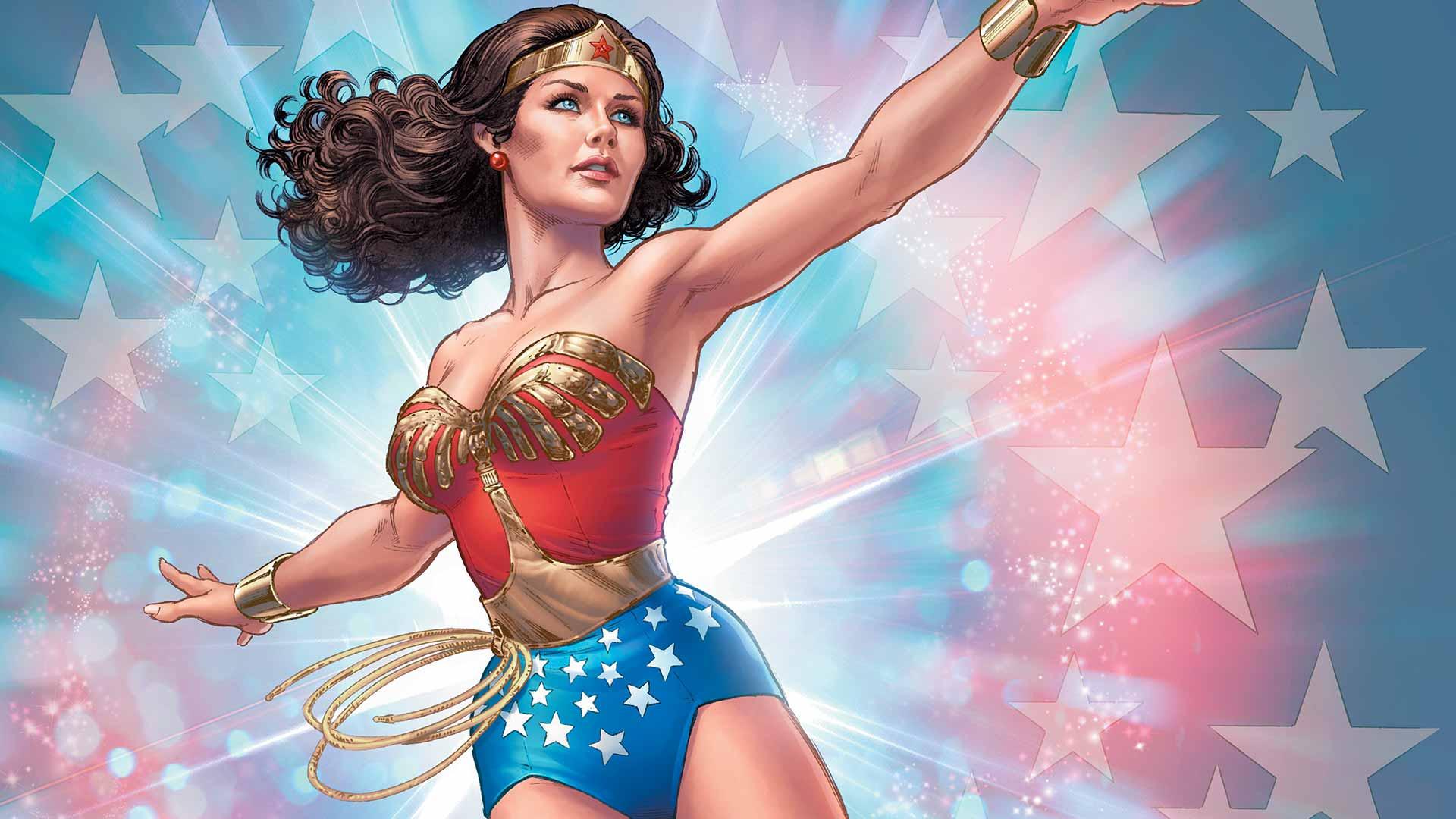 'Supergirl': Wonder Woman en la serie por una vez