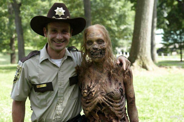 Errores en la serie 'The Walking Dead'