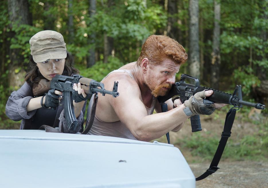 'The Walking Dead': de boca en boca