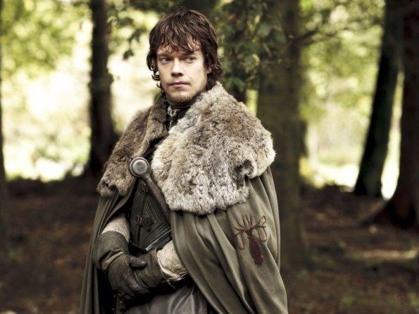 Afie Allen, Theon, quiso ser Jon Nieve en 'Juego de Tronos'