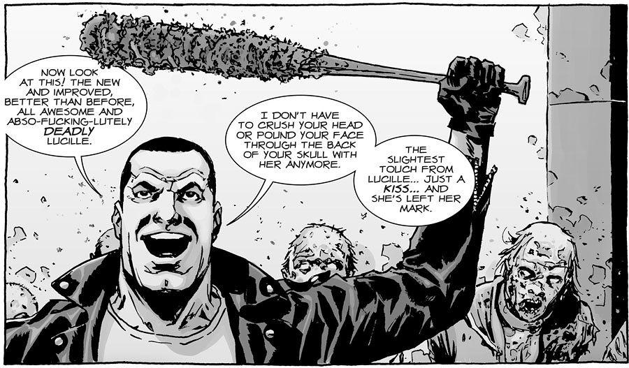 'The Walking Dead': Negan hará la mejor entrada vista