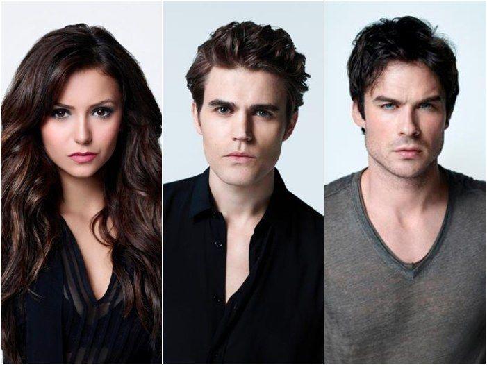 'The Vampire Diaries': ¿Stefan o Damon?