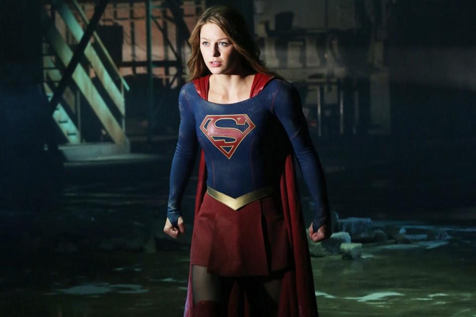 'Supergirl': imágenes del increíble final de temporada