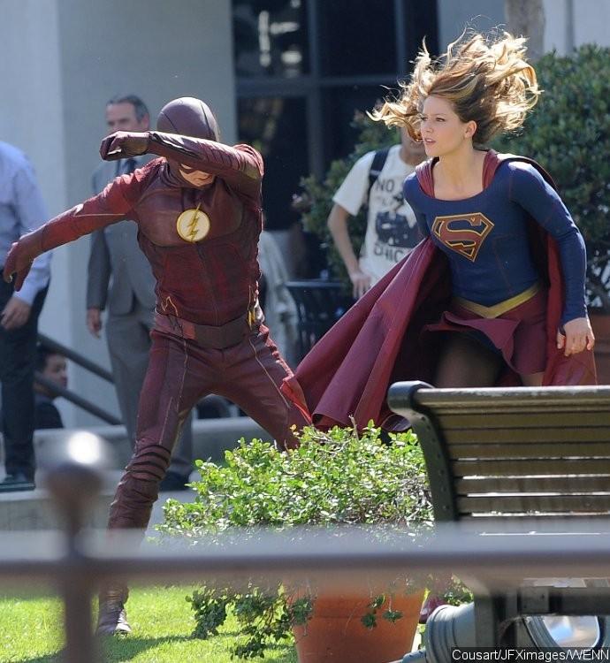Sinopsis el crossover entre 'Supergirl' y 'The Flash'