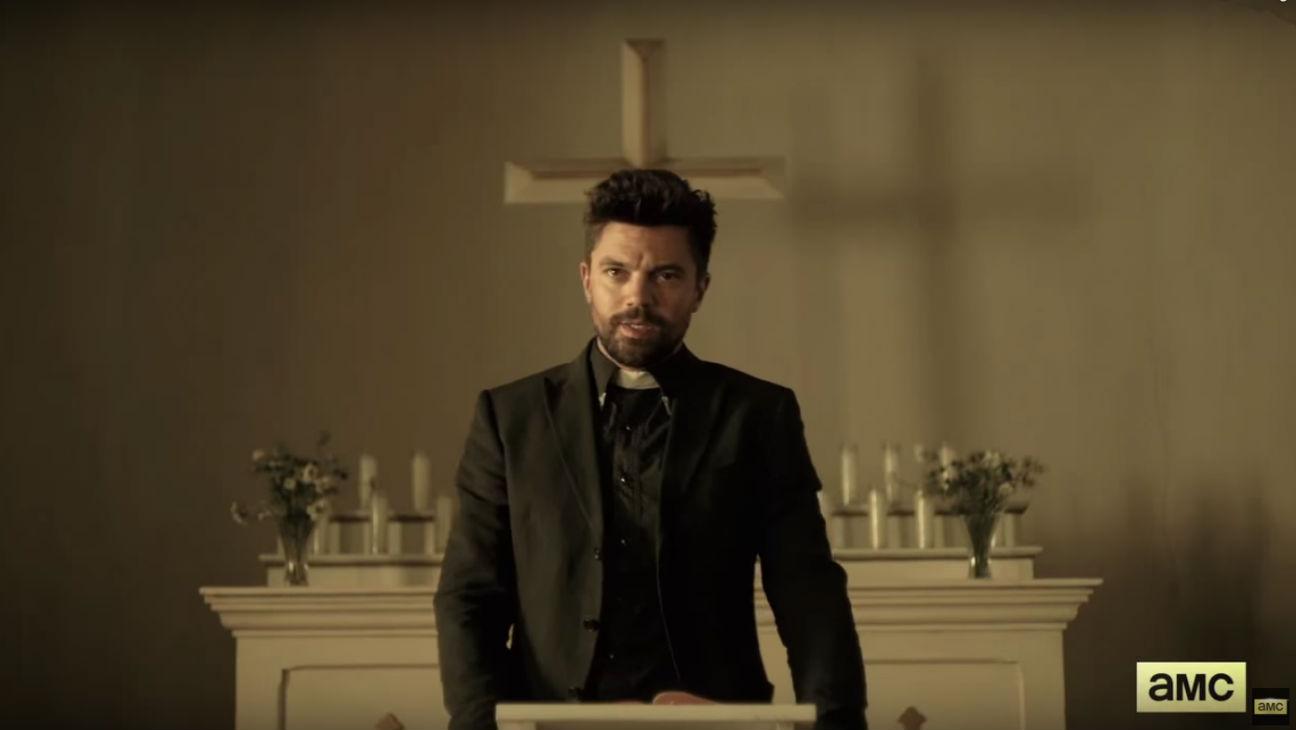 Por fin tenemos fecha de estreno para 'Preacher'