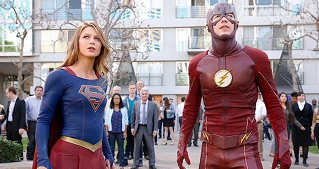 'Supergirl': secretos del 'crossover' con 'The Flash'