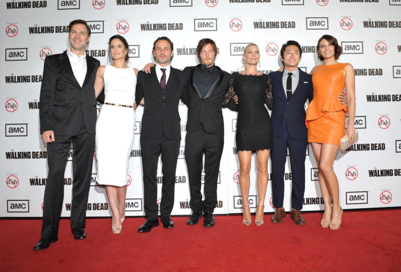 En The Walking Dead también hay última cena