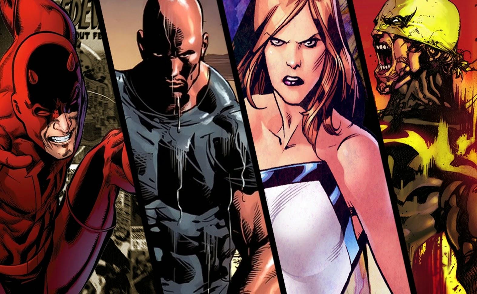 'The Defenders' contará con los showrunners de 'Daredevil'