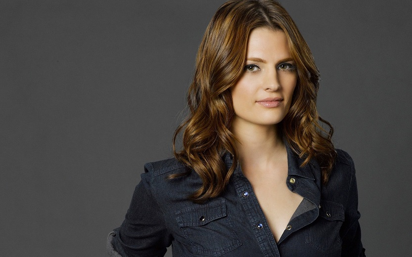 'Castle': la actriz protagonista Stana Katic abandona la serie
