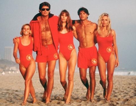 'Los vigilantes de la playa': ya en la gran pantalla