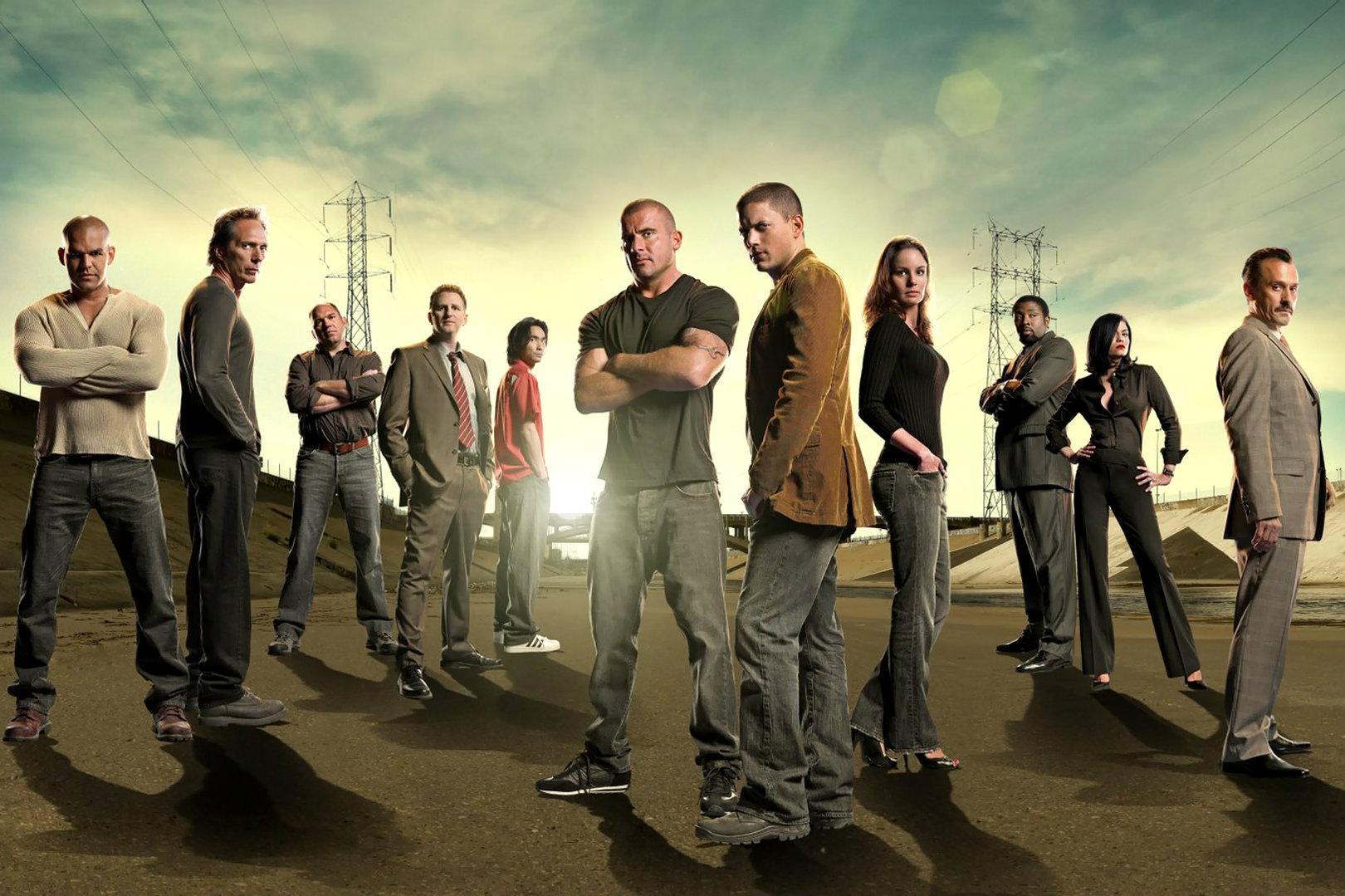 'Prison Break': nuevas fotos del rodaje, ¡por fin!