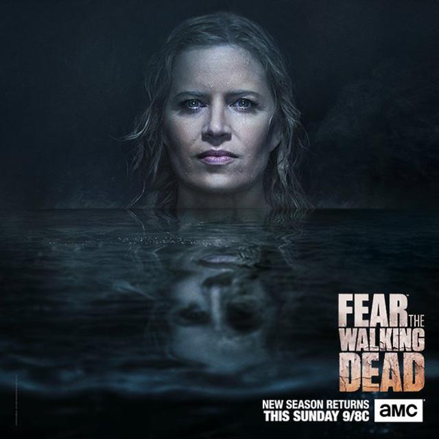 'Fear The Walking Dead': nuevos avances y pósters