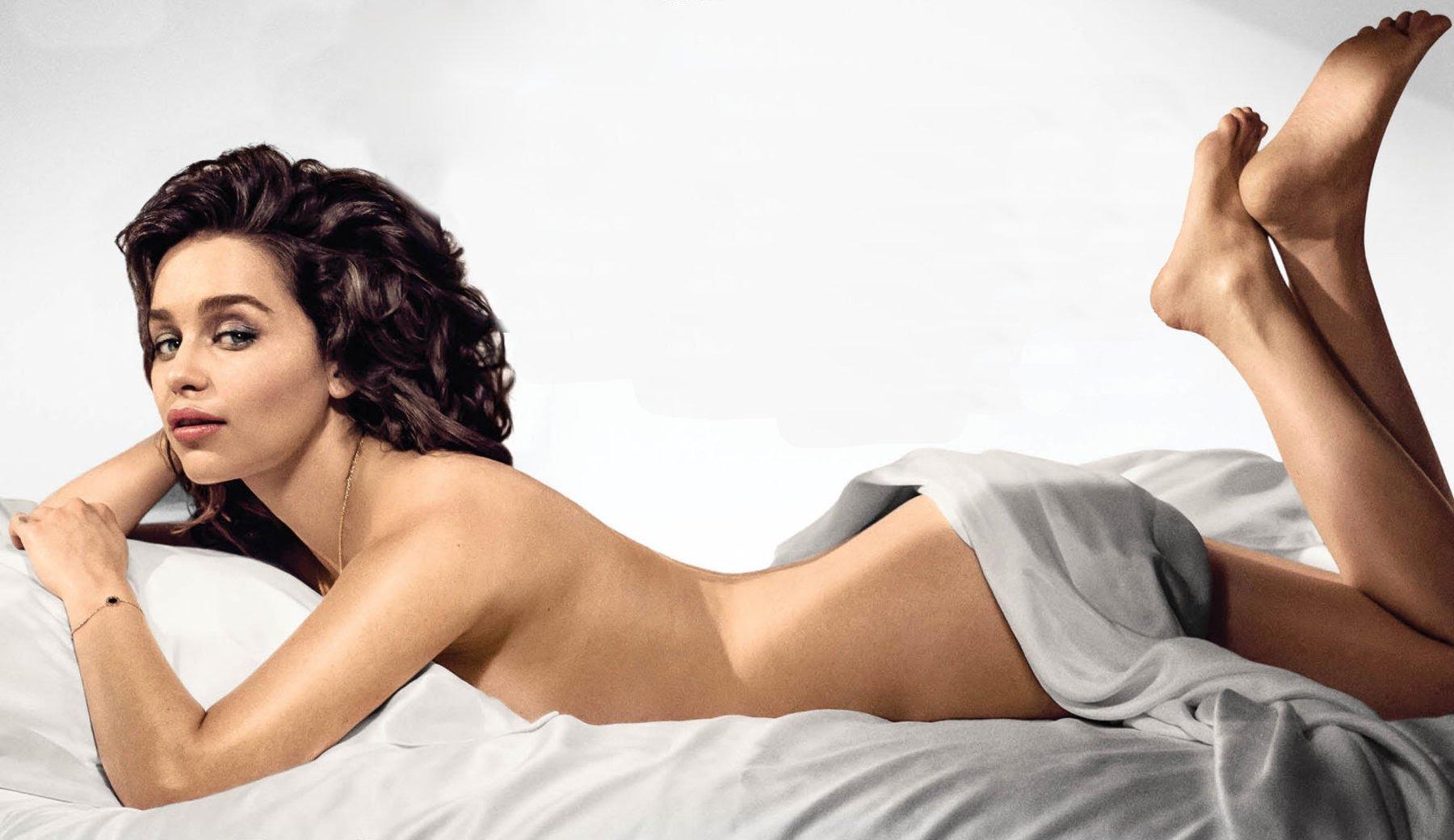 Juego De Tronos Emilia Clarke Quiere Mas Desnudos Masculinos
