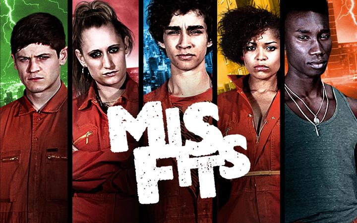 'Misfits': sus actores ya han crecido, ¡mirad qué cambio!