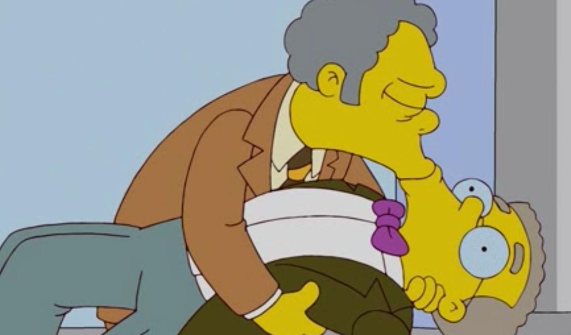 'Los Simpson': Smithers sadrá del armario en un episodio especial