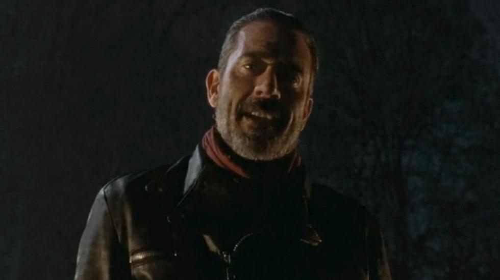 'The Walking Dead': ¿quién es la víctima de Negan?