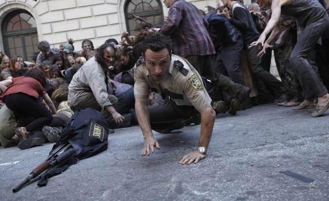 'The Walking Dead': la hermana de un actor es un caminante