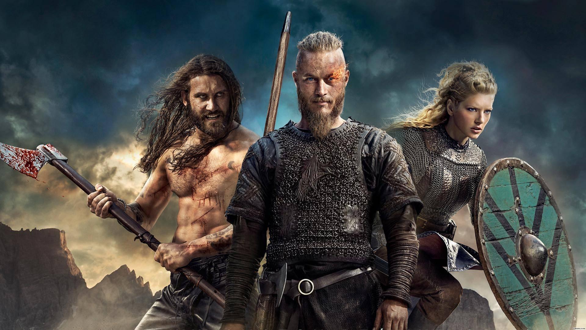 Alex Andersen es fichado en 'Vikings' como personaje regular