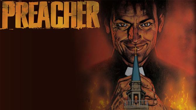 'Preacher': nuevo póster con el vampiro Cassidy