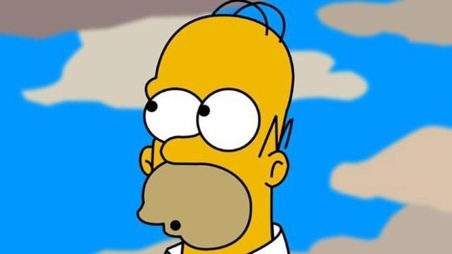 'Los Simpson': veremos a Homer en directo