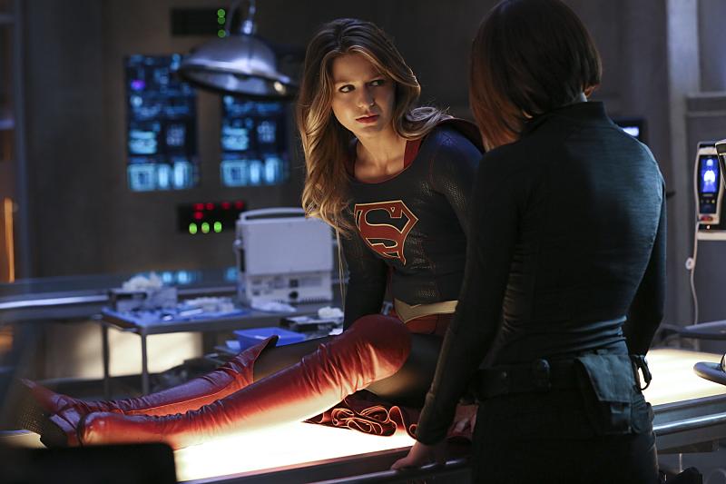 'Supergirl': su segunda temporada podría estar en The CW