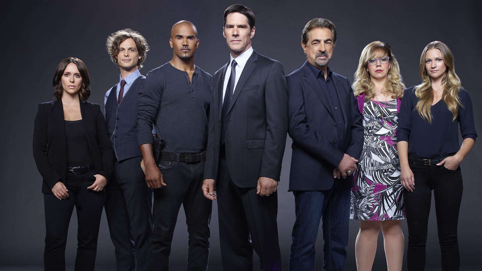 CBS renueva 'Mentes criminales' por una 12ª temporada