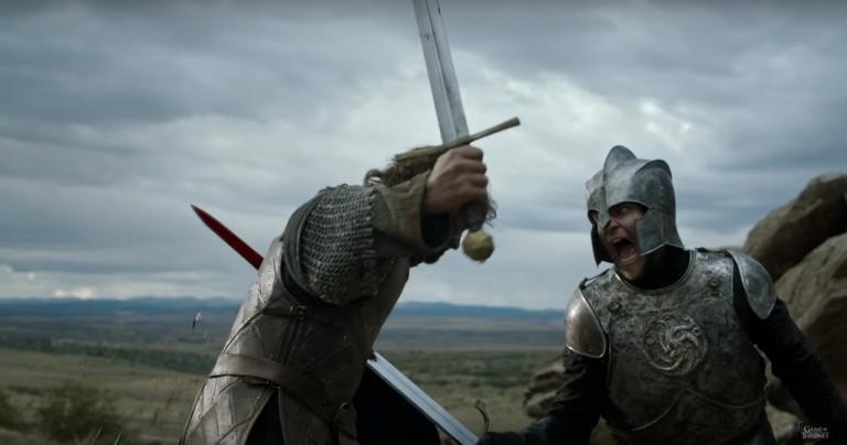 'Juego de Tronos': la épica lucha en la Torre de la Alegría