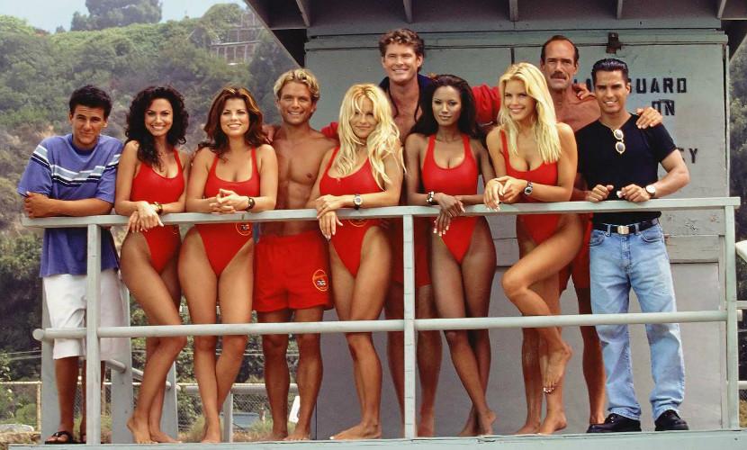 Qué fue de los protagonistas de 'Los Vigilantes de la Playa'