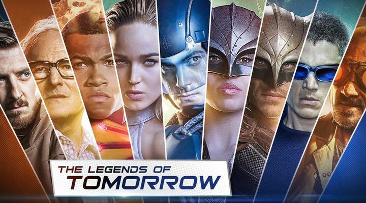No reconoceréis a 'Legends of Tomorrow' en la segunda temporada
