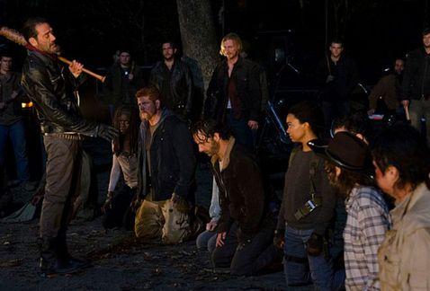 'The Walking Dead': se filtra a quién mata Negan