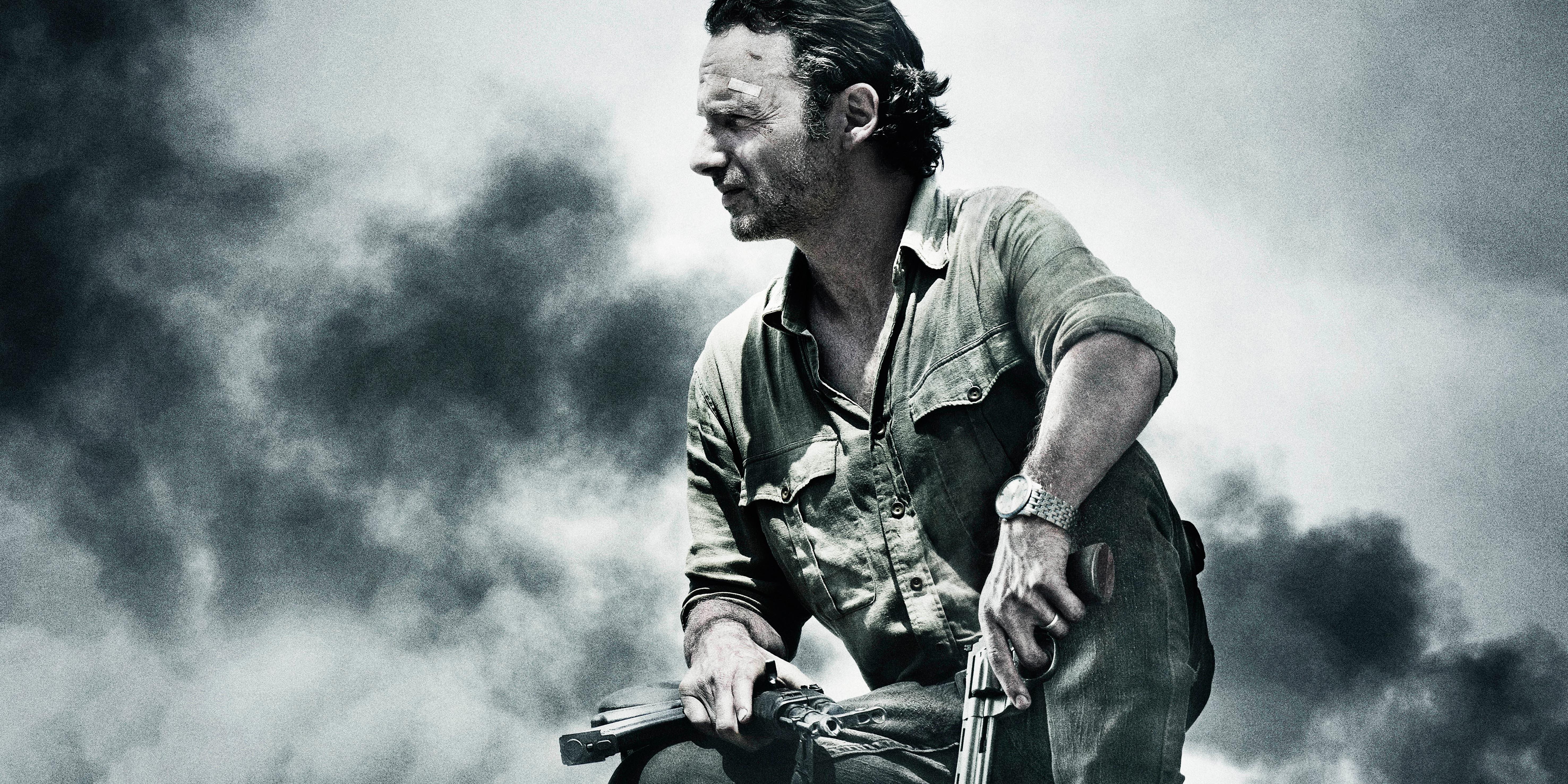 The Walking Dead tiene ya tráiler hecho por un fan