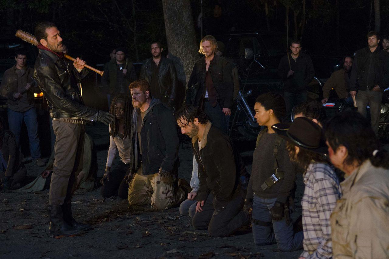 The Walking Dead arrasa en las redes sociales