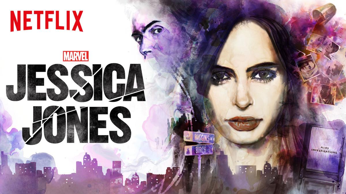 Scarlet: la nueva serie del co-creador de Jessica Jones