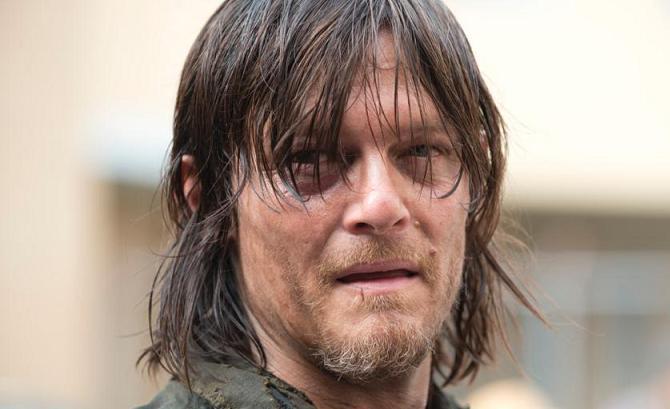 The Walking Dead: Norman Reedus opina sobre el final de temporada