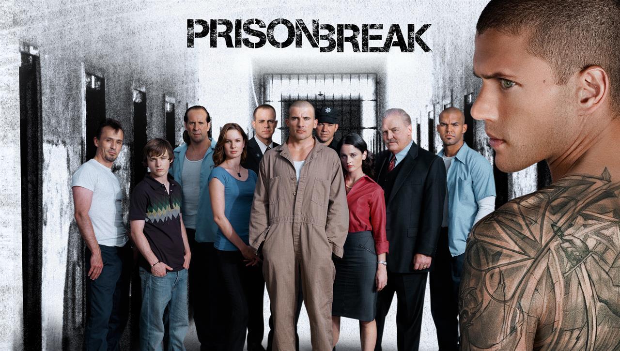 Fotos del rodaje de la quinta temporada de Prison Break