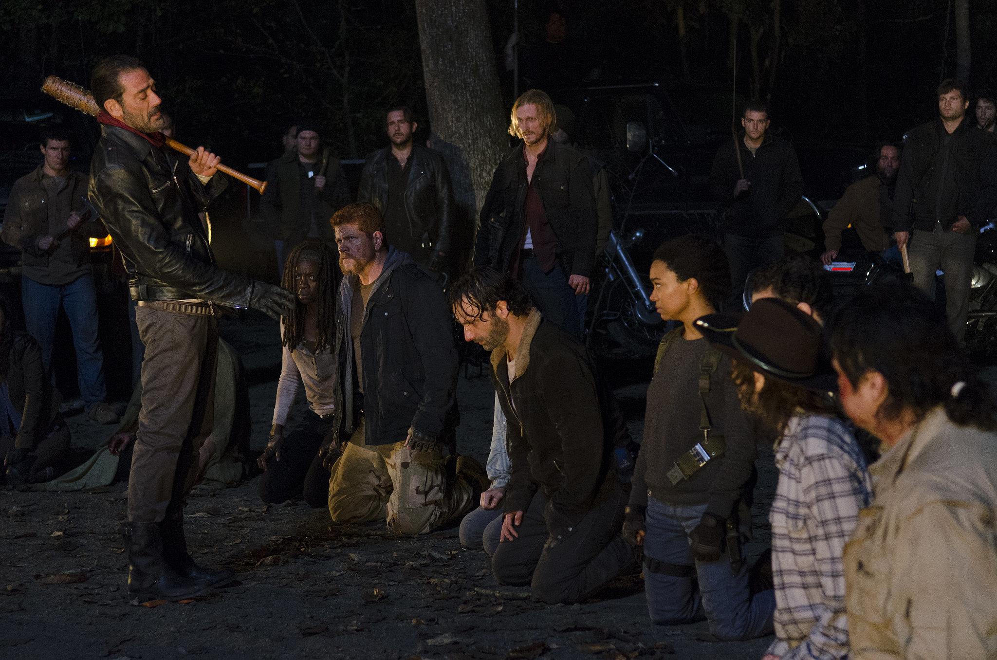 The Walking Dead: una nueva teoría sobre la víctima de Negan
