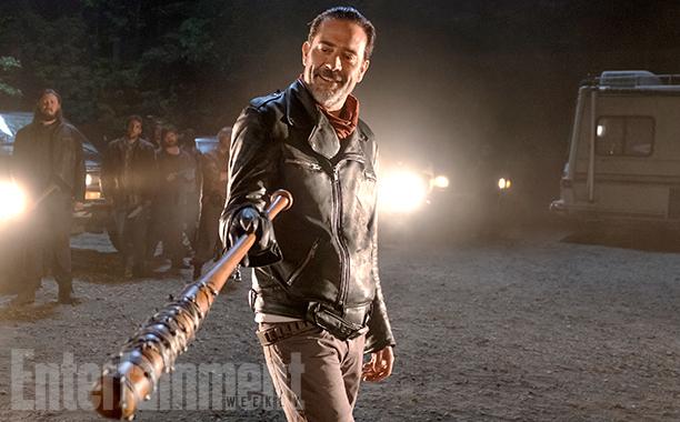 Primera imagen de la 7ª temporada de The Walking Dead